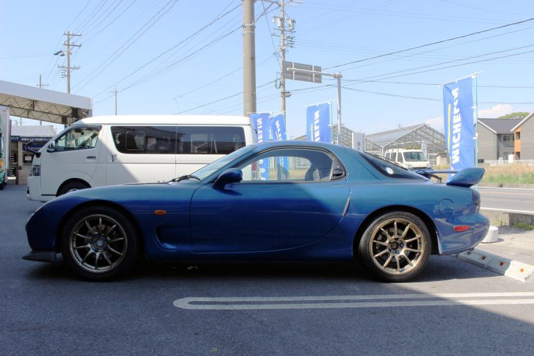 The featured image of 「MAZDA マツダ RX-7」のお客様