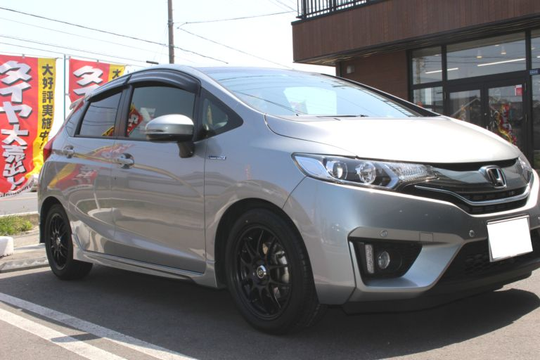 The featured image of HONDA FIT Hybrid のお客様