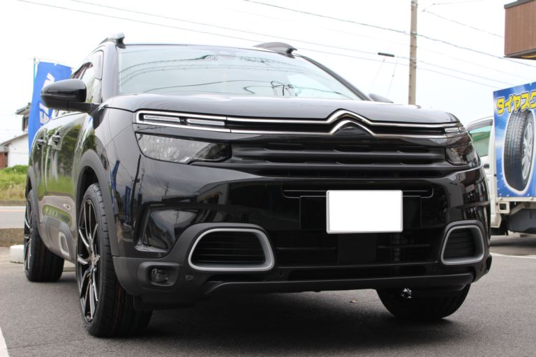 The featured image of シトロエン C5 AIRCROSS のお客様
